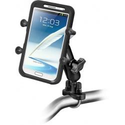 RAM-B-149Z-UN10U Uniwersalny uchwyt X-Grip™ IV do dużych smartfonów montowany do ramy kierownicy