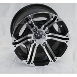 Felgi aluminiowe  SX ALLOY AR212 12x7 offset 4+3 otwory 4/110