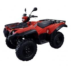 Poszerzenia błotników Yamaha Grizzly 550 700 2016-2019