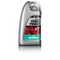 Motorex Cross power 4T 5W40 1L