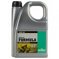 Motorex Formula 4T 10W40 4L JASO MA 2