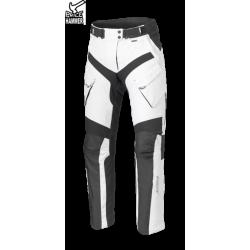 Spodnie motocyklowe damskie BUSE Open Road Evo czarno-białe
