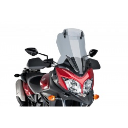 Szyba turystyczna PUIG do Suzuki DL650 V-Strom / XT 12-16 z deflektorem