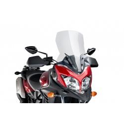 Szyba turystyczna PUIG do Suzuki DL650 V-Strom  12-16 przezroczysta
