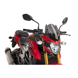 Owiewka PUIG Sport do Suzuki GSX-S750  mocno przyciemniana