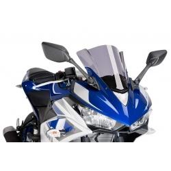 Szyba sportowa PUIG do Yamaha YZF R3  lekko przyciemniana