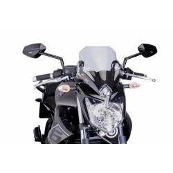 Owiewka PUIG do Yamaha XJ6 N lekko przyciemniana