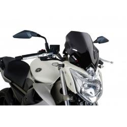 Owiewka PUIG do Yamaha XJ6 N  mocno przyciemniana