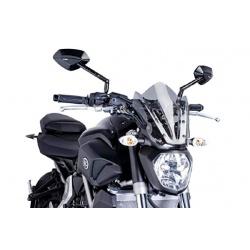 Owiewka PUIG Sport do Yamaha MT-07  lekko przyciemniana