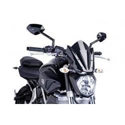 Owiewka PUIG Sport do Yamaha MT-07  mocno przyciemniana