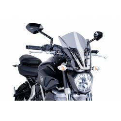 Owiewka PUIG Touring do Yamaha MT-07  lekko przyciemniana