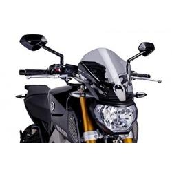 Owiewka PUIG Touring do Yamaha MT-09  lekko przyciemniana