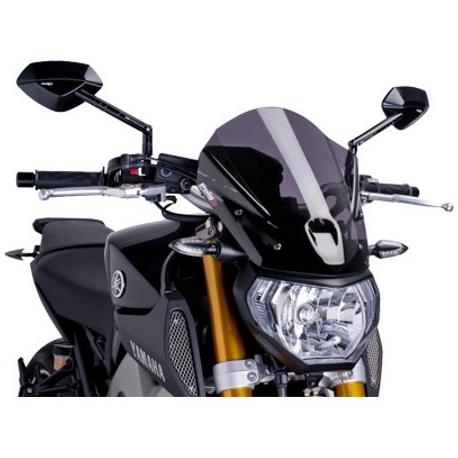 Owiewka PUIG Touring do Yamaha MT-09  mocno przyciemniana