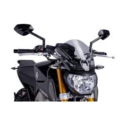 Owiewka PUIG Sport do Yamaha MT-09 lekko przyciemniana