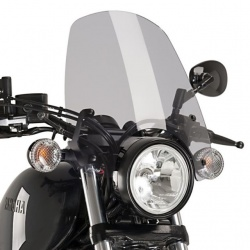 Owiewka PUIG do Yamaha XV950R Bolt  lekko przyciemniana