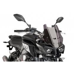 Owiewka PUIG Sport do Yamaha MT-10  mocno przyciemniana