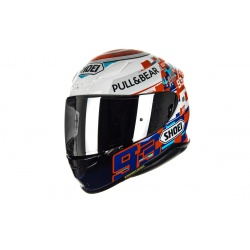 Shoei NXR Marques power up TC-1