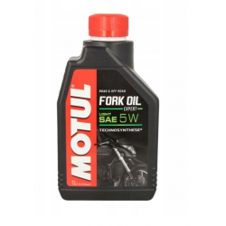 MOTUL FORK OIL LIGHT EXPERT 5W 1L OLEJ DO TELESKOPÓW