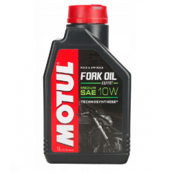 MOTUL FORK OIL MEDIUM EXPERT 10W 1L OLEJ DO TELESKOPÓW