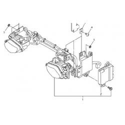Yamaha YZF-R1 lampa