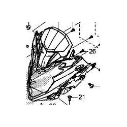 Honda CB500X czacha