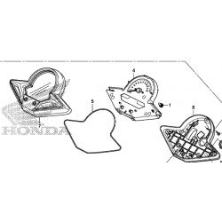 Honda CBR 125R licznik