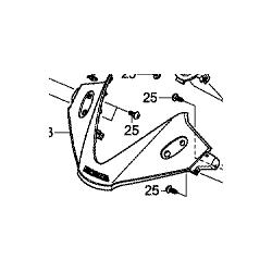 Honda CBR 125R czacha