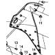 Honda CBR 125R owiewka prawa