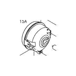 Kawasaki brute force 750 lampa przód