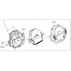 Kawasaki Vulcan-s licznik