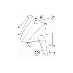 KTM 1290 SUPER DUKE błotnik