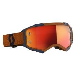 SCOTT Fury Goggle grey/orange