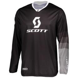 SCOTT 350 Track Jersey black/grey