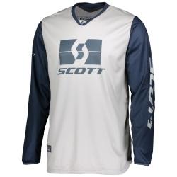 SCOTT 350 Swap Jersey dark blue/grey