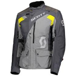 SCOTT Jacket W's Dualraid Dryo GREY/YELLOW