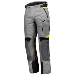 SCOTT Pant Dualraid Dryo grey/yellow