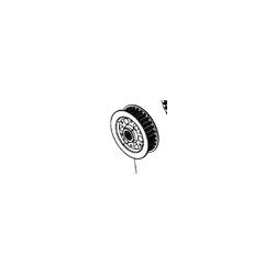 Can-am spyder F3 koło napędzające pas napędowy (małe)