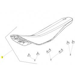 siedzenie derbi SX 125