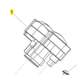 licznik derbi SX 125