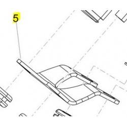 stelaż licznika derbi SX 125