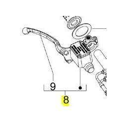pompa hamulcowa gilera Runner 125 ST 4T