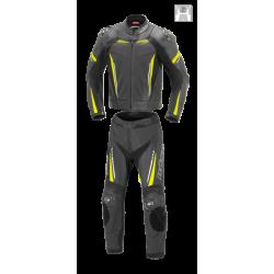 Kombinezon motocyklowy BUSE Imola czarno-żółty