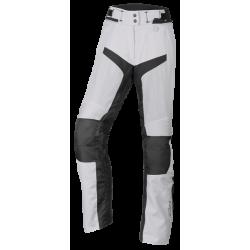Spodnie motocyklowe damskie BUSE Santerno jasnoszare