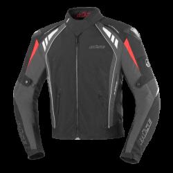 Kurtka motocyklowa BUSE B.Racing Pro czarno-antracytowa