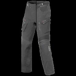 Spodnie motocyklowe ZESTAW EXRC Porto czarno/czarny