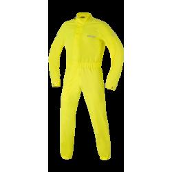 Kombinezon motocyklowy przeciwdeszczowy BUSE żółty neonowy