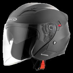 Kask motocyklowy ROCC 210 czarny mat