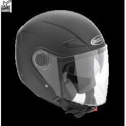 Kask motocyklowy ROCC 230 czarny mat