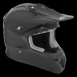 Kask motocyklowy ROCC 740 czarny mat