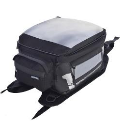 Torba (18L) F-1 S18 OXFORD kolor czarny/szary